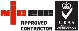 NICEIC accredited and approved electricians in Swindon