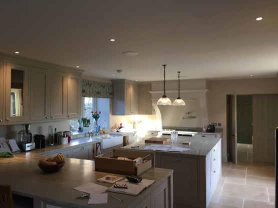 Lea Farmhouse Kitchen Lighting System