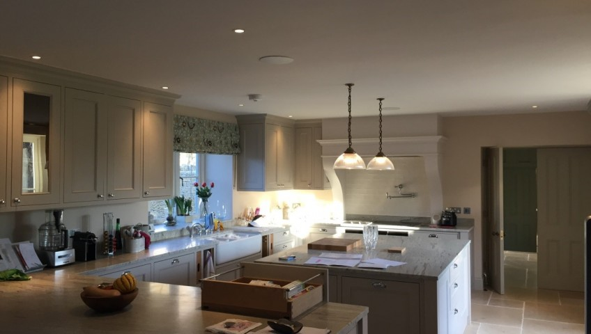 Lea Farmhouse Kitchen Lighting System